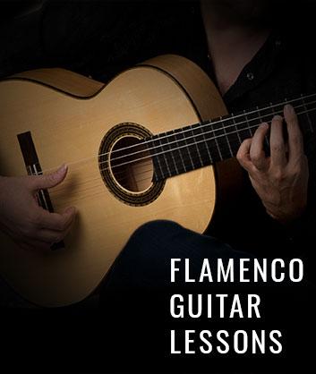 Flamenco Guitar Lessons